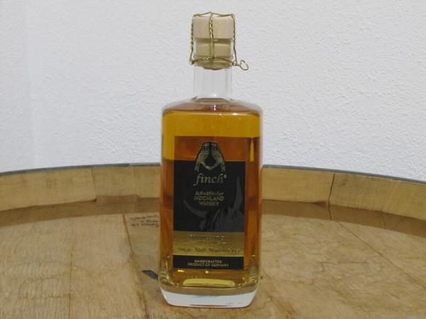 finch® Schwäbischer Hochland Whisky PRIVATEEDITION Single Malt Madeira 19-1