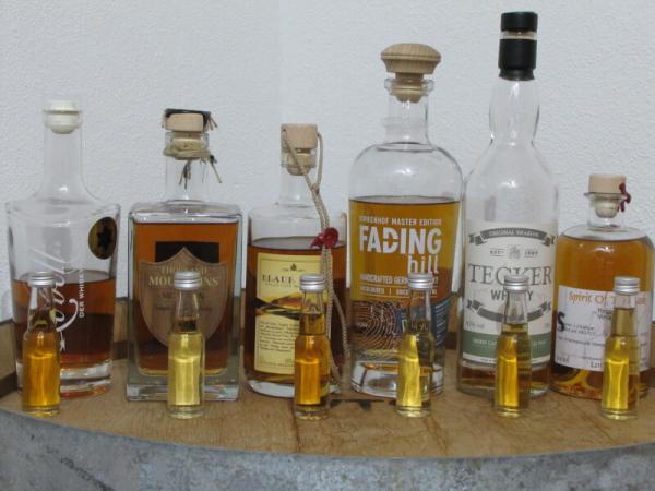 11.09.21 Samstag - Whisky-Tasting als Online-Veranstaltung