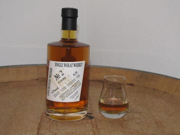 Whisky No.2 von Edelbrennerei Preiser - Tina Leutze