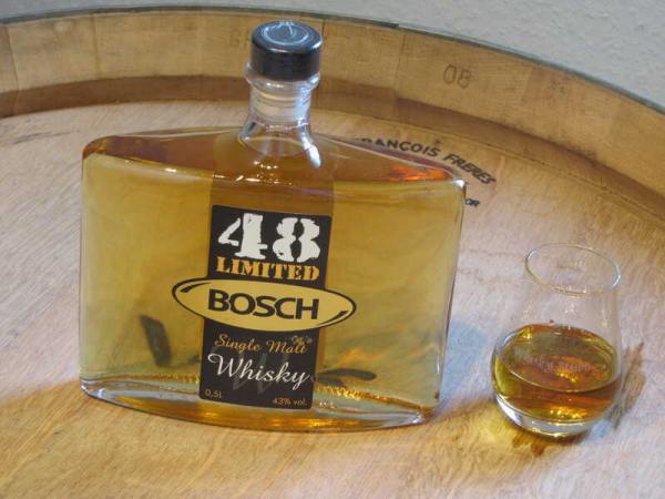 "Bosch ""48"" Limited Single Malt von der Alb"