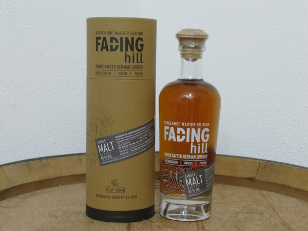 Fading Hill Single Malt - 5 Fass Reifung