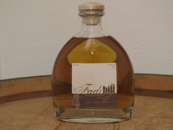 Fading Hill Cask 21 - Single Quarter Cask American Oak