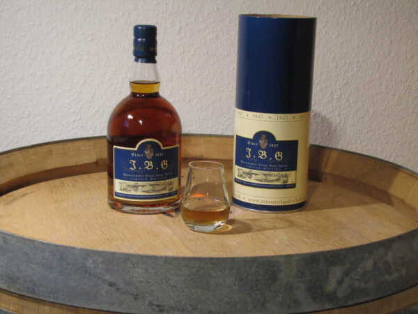 J.B.G. Münsterländer Single Grain Oloroso