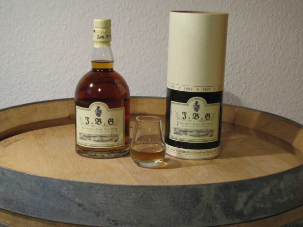 J.B.G. Münsterländer Single Malt Whisky