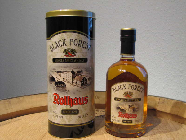 Black Forest Whisky 2018