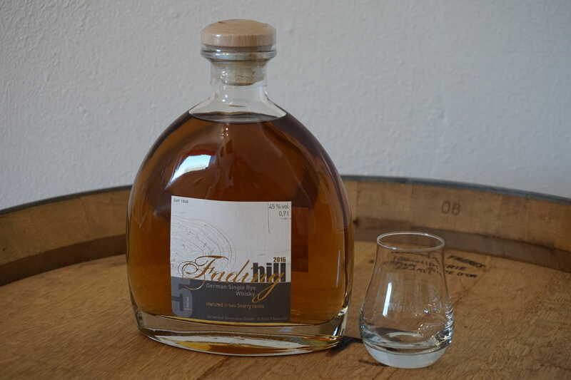"Fading Hill ""Single Rye"""