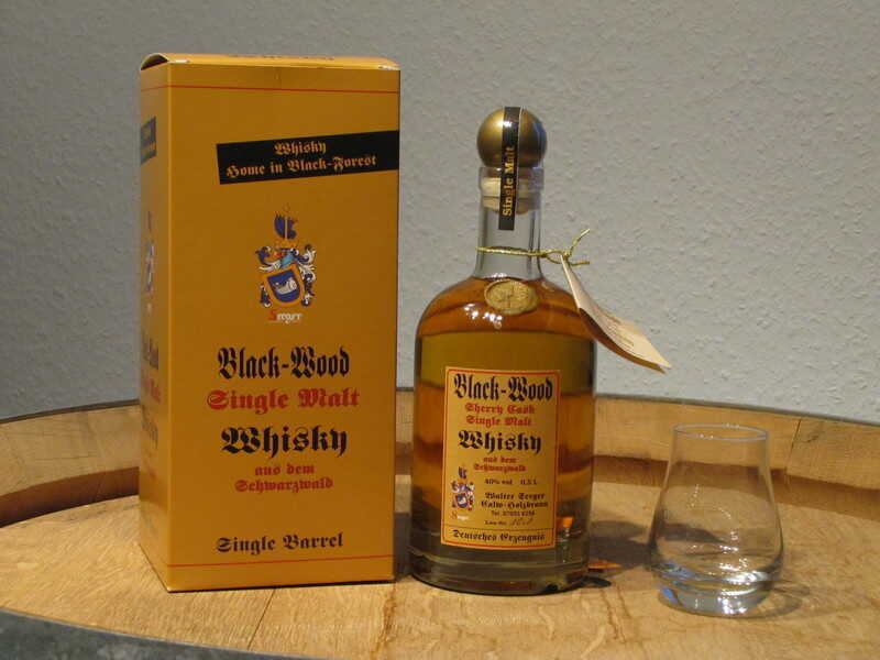 Black-Wood Single Malt