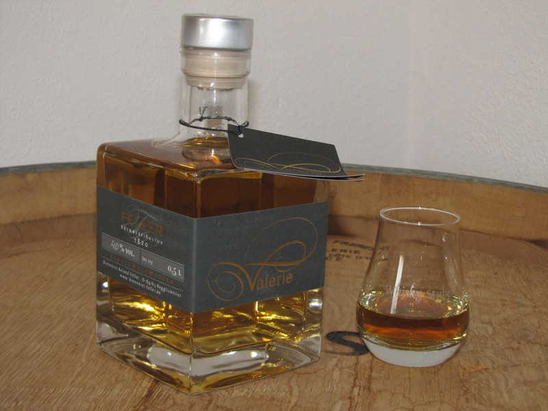 Valerie Single Malt - Brennerei Feller
